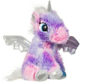 "NEW 9/"" SITTING UNICORN PLUSH SOFT TOYS CUDDLY HORSE TEDDY UNICORNS"
