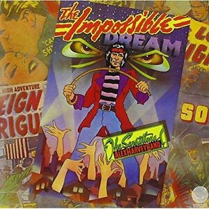 CD-Album-Sensational-Alex-Harvey-Band-Impossible-Dream-LP-Style-Card-Case-NEW