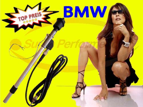 BMW e36 Garde-boue antenne teleskopantenn E BMW e36 DIN-Connecteur!!!