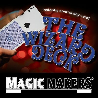 MARKED /& STRIPPED TRICK DECK OF PLAYING CARDS BRIDGE SIZE STRIPPER EMPIRE MAGIC