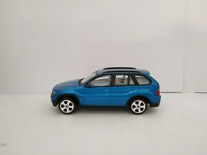 1-43-BMW-X5-MAISTO-COCHE-DE-METAL-A-ESCALA-SCALE-DIECAST