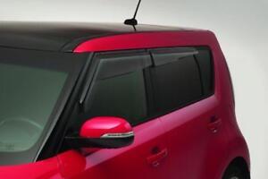 2015 Acura Rdx For Sale >> OEM 2014 - 2019 Kia Soul SIDE WINDOW VENT VISORS RAIN ...