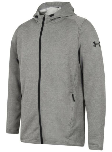d481ca2a Under Armour Mens 2018 Tech Terry Full Zip Hoodie Hooded Pullover ...