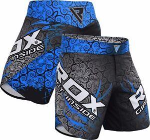 RDX MMA Short Entrainement Combat Kick Boxe Arts Martiaux Free Fight Cage 1nHRnmir-07141030-360294503