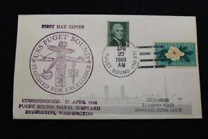 Naval-Cubierta-1968-Barco-Cancelado-Commissioning-Uss-Del-Luchador-Sound-AD-38