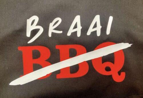 BBQ//BRAAI Apron