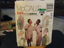 e347e86cb2 Uncut simplicity 4048 M L XL Nightgown in 2 Lengths Pajamas Robe ...