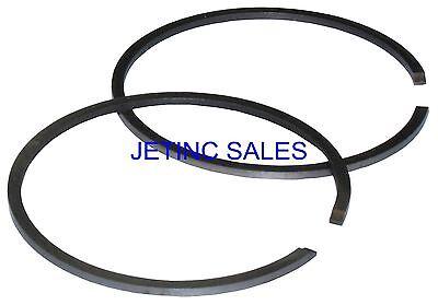 Piston Rings Set Fits HUSQVARNA 50 RANCHER STIHL 041 /& OTHERS 1.5 mm x 44 mm