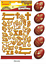 Golden-Stickers-for-Decoration-Easter-Egg-Patterns-Doves-Angels-Pomegranate-Dye thumbnail 3