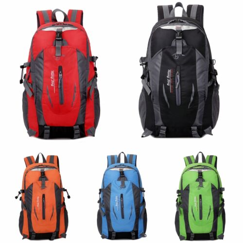 Outdoor camping  waterproof riding hiking travel rucksack camping bag backpack