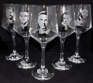 New-039-TAKE-THAT-039-Hand-Etched-Large-Wine-Glass-Choose-a-single-or-whole-band