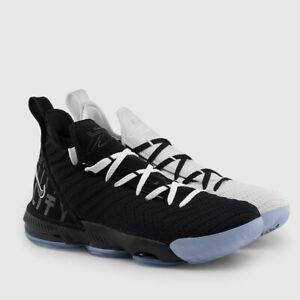 19837a6fbf0 Image is loading Nike-LeBron-16-XVI-BHM-Equality-Home-Size-