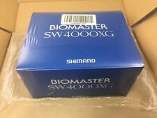 Shimano 13 Biomaster Sw 4000xg Reel Spinning reel Japan Free Shinpping Sea