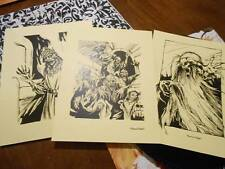 D&D Cairn of the Skeleton King Limited Edition Art Prints Jim Holloway Artwork!