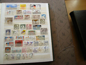 Germany-45-Stamps-Obl-Stamp-Germany