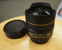 Nikon Fisheye Lens DX Mississauga / Peel Region Toronto (GTA) Preview