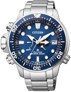3595bc1d7a45 La foto se está cargando Citizen-Reloj-Promaster-Marine-serie-Aqualand- Eco-drive-