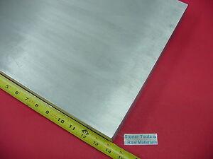 "1"" X 12"" ALUMINUM 6061 FLAT BAR 14"" long Solid T6511 1.00"" Plate Mill Stock"