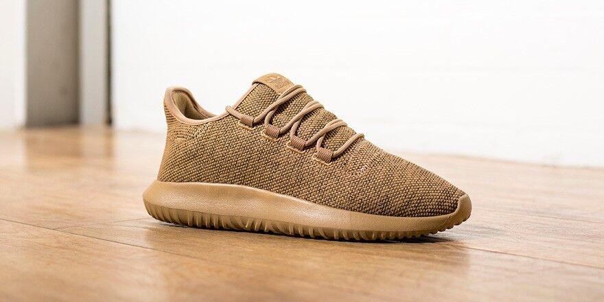 Men's Adidas Originals Tubular Shadow Knit Cardboard