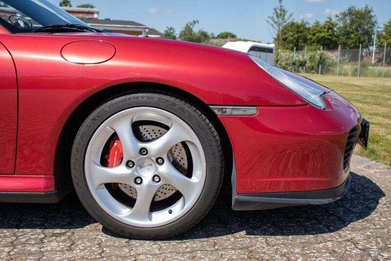 Porsche 911 Turbo Coupé Tiptr. - 5