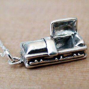 Cercueil-Charme-collier-argent-sterling-925-3D-cercueil-Croque-Mort-Halloween-Gothique
