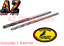 "Kibblewhite KPMI High Speed Steel Valve Guide Reamer .3120/"" Cut Diameter GR-3120"