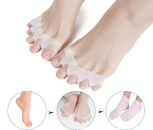 one-pair-Silicone-Gel-Bunion-Toe-Corrector-Orthotics-Straightener-Separator-Pain