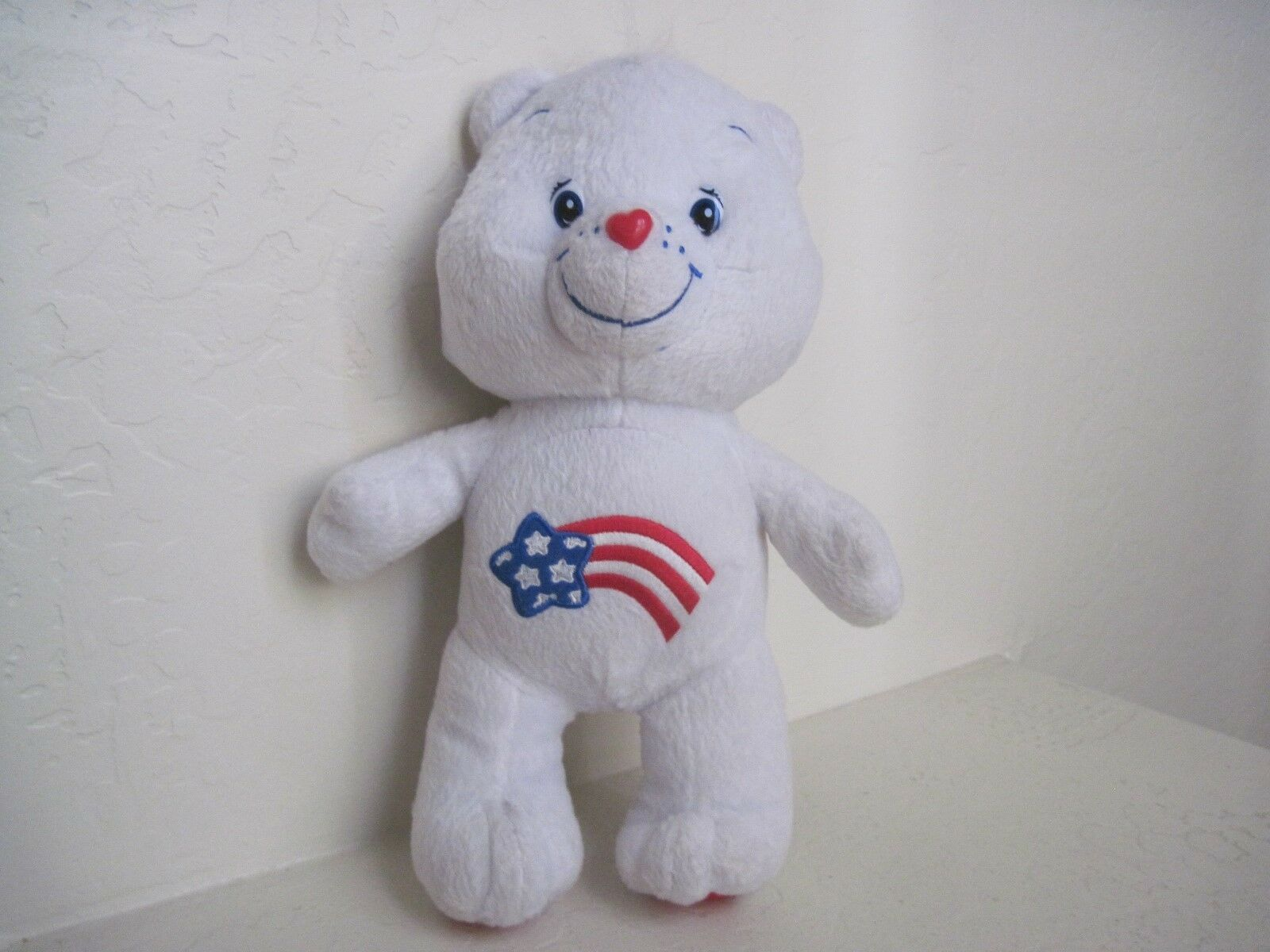 Care Bears AMERICA CARE BEAR 12  Plush Stuffed Animal