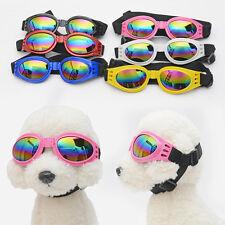 Pet Dog UV Sunglasses Sun Glasses Goggles Eye Wear Safety Protection Fashion NEW
