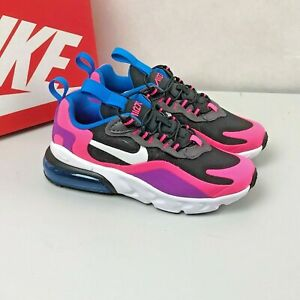 Size 12 Little Kid S Ps Nike Air Max 270 React Sneakers Bq0100 001