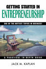 Getting Started in Entrepreneurship: One of the Hottest Topics in Business by Jack M. Kaplan (Paperback, 2001)