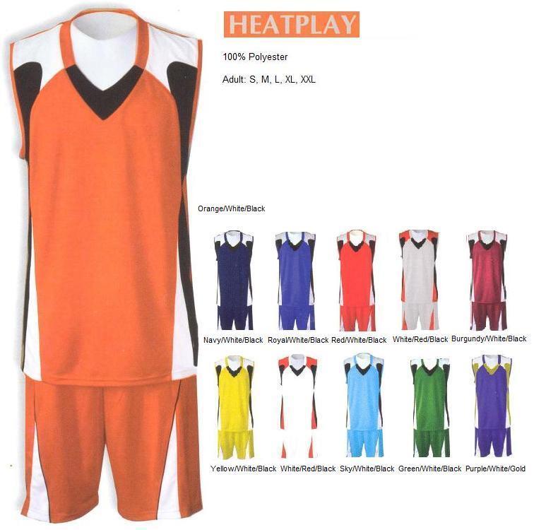 25dfa90f12c 16 Basketball Team Shirt Jersey Uniform CENWholesale 22.00 kit Save ...