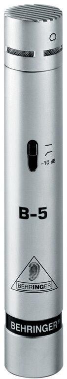 Behringer B-5 Single-Micrófono condensador condensador condensador de diafragma  marcas en línea venta barata