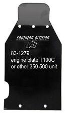 F11279 83-1279 T100C Undershield scrambler Motorschutz blech TRIUMPH cross