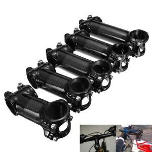 31-8mm-ATTACCO-MANUBRIO-ZOOM-PIPA-BICI-BICICLETTA-BIKE-6-STEM-STELO-70-110mm