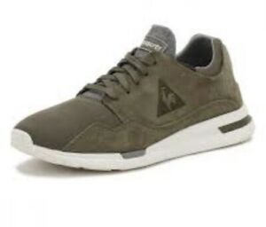 LE-COQ-SPORTIF-Baskets-Taille-UK-7-EU41-Olive-Knight-Cireuse-toile-1720248