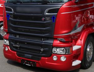 Fuer-Scania-P-G-R-R-ab-2009-Lueftungs-Rahmen-2-tlg-aus-Edelstahl