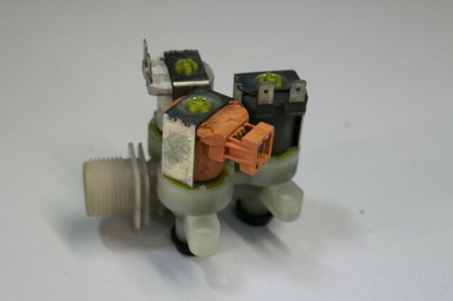 AEG Electrolux Privileg Zanker 3er Ventil 3fach Magnetventil Zulauf 132506201