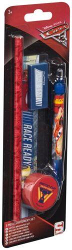 Kids pawpatrol 5 pièces Papeterie Set crayon stylo congelés VOITURES scolaire 3 Set Cadeau 3+
