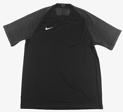 New Nike Dry Performance Futbol Soccer Shirt Men's Medium Digital Black Aj1022 To Be Renowned Both At Home And Abroad For Exquisite Workmanship Activewear Skillful Knitting And Elegant Design Clothing, Shoes & Accessories