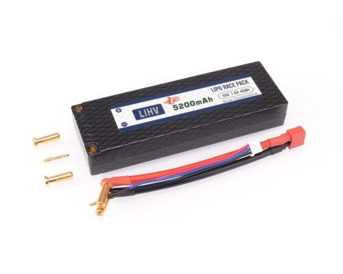 Intellect 5200mAh 50C 7.6V Stick Pack LiHV IP-CC2S5200HVR
