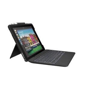 Logitech-iPad-Pro-10-5-Zoll-Deutsche-QWERTZ-Tastatur-mit-Schutzhuelle-Schutz-Case