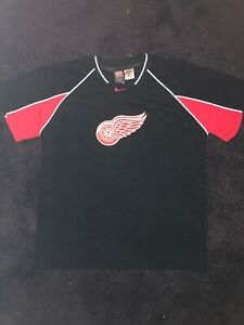 NHL-Youth-Large-Nike-Detroit-Red-Wings-Jersey