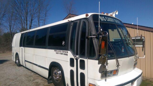 79/91 GMC blitz MTS Party/RV/band Bus