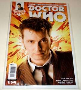 DOCTOR-WHO-The-TENTH-DOCTOR-15-Cover-B-Titan-Comic-Sept-2015-NM
