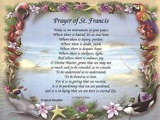 Inspirational  Prayer of St. Francis Assisi