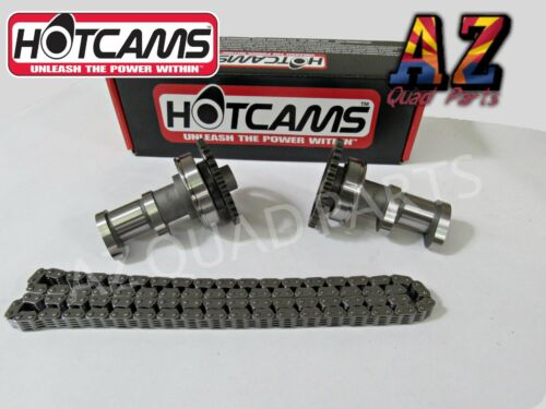 Suzuki DRZ400 DRZ 400 400S 400SM Stage 2 Two Hotcams Hot Cams /& Cam Timing Chain