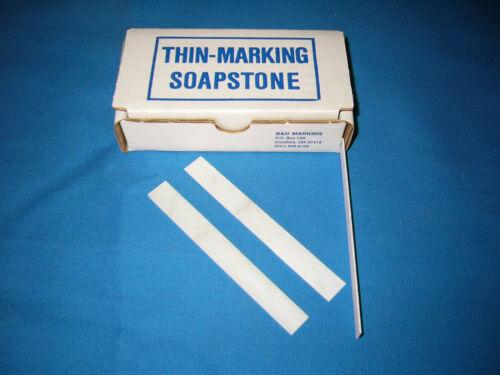 "T-120 Thin Marking Soapstone 1//32/"" box of 120 stks"