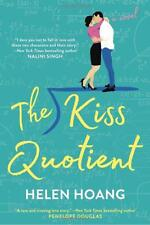 The Kiss Quotient by Helen Hoang (2018, Paperback)
