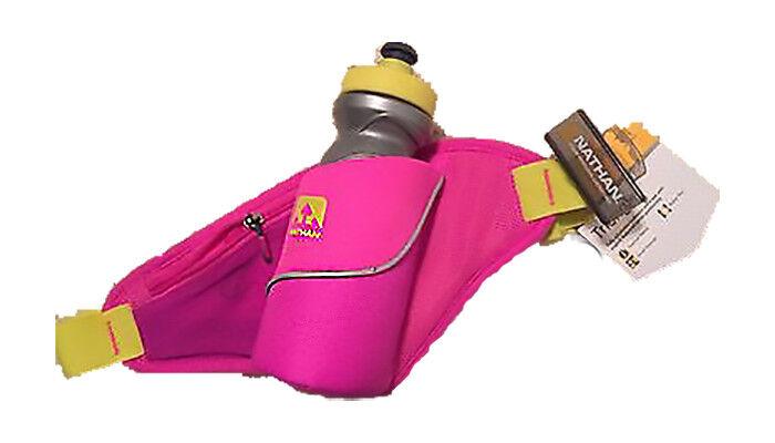 Nathan Triangel Walking Water Bottle Hydration Waist